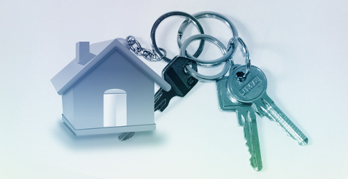 House Attached to Keys
